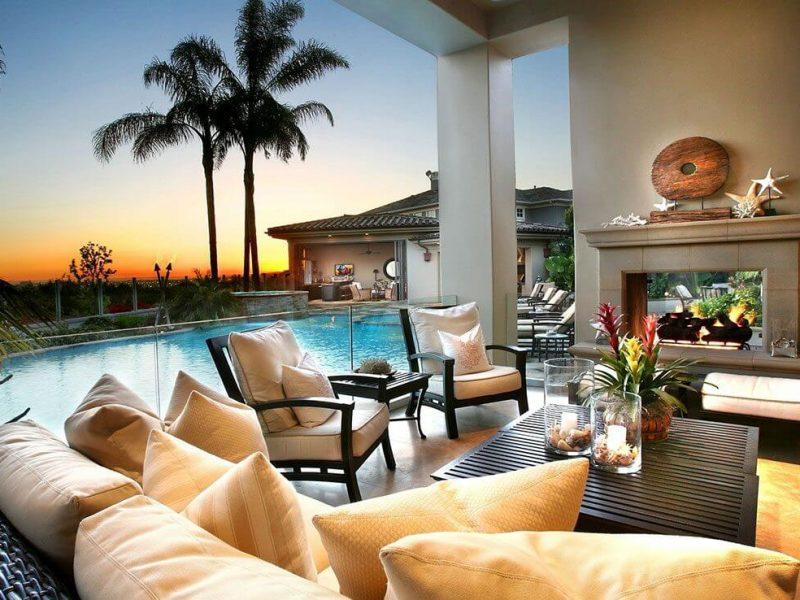 İncek Aydınlar Sitesi Full Yapılı Havuzlu Villa